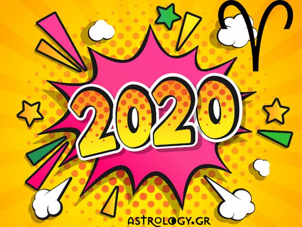 Κριέ, δες στο βίντεο την ετήσια πρόβλεψή σου για το 2020