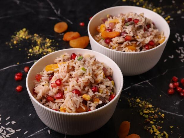 Συνταγή για αρωματικό ρύζι από τον Γιώργο Τσούλη