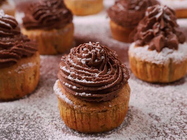 Συνταγή για cupcake με κάστανο από τον Γιώργο Τσούλη