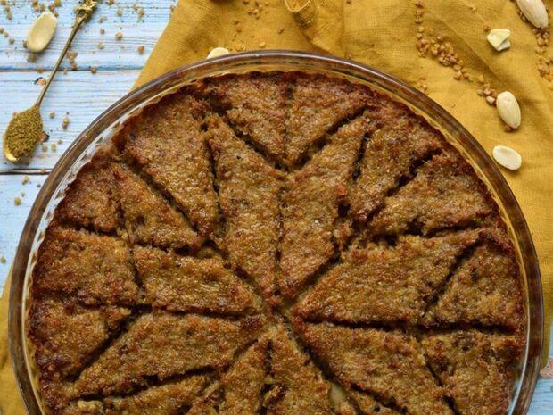 Συνταγή για kibbeh pie από τον Γιώργο Τσούλη