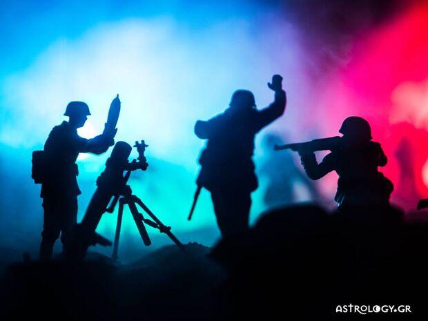 Ονειροκρίτης: Είδες στο όνειρό σου ότι γίνεται πόλεμος;