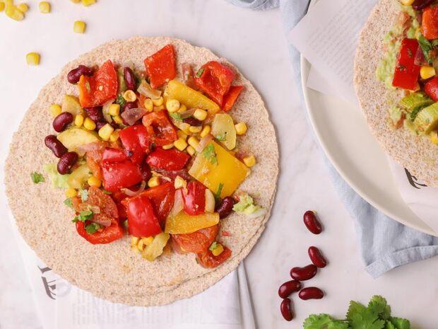 Συνταγή για vegan tacos από τον Γιώργο Τσούλη