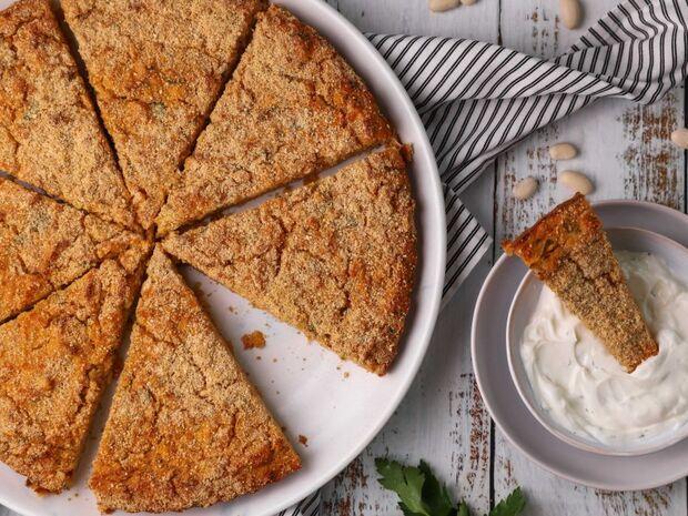 Συνταγή για πίτα από φασόλια από τον Γιώργο Τσούλη