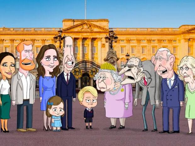 «Ο Πρίγκιπας» - Η νέα animated σειρά με θέμα τη βασιλική οικογένεια της Αγγλίας είναι γεγονός!