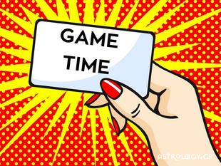 Game time: Ώρα για το παιχνίδι μας!