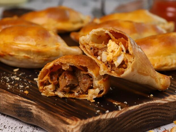 Συνταγή για εμπανάδας (empanadas) από τον Γιώργο Τσούλη