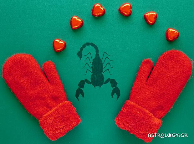Σκορπιέ, τι δείχνουν τα άστρα για τα ερωτικά σου την εβδομάδα 03/02 έως 09/02