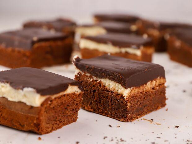 Συνταγή για brownies με καφέ από τον Γιώργο Τσούλη