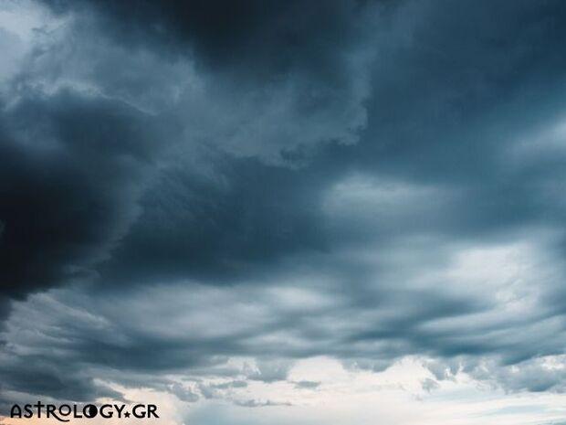 Ζώδια Σήμερα 03/03: Το σύννεφο έφερε βροχή