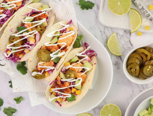 Fish tacos από τον Γιώργο Τσούλη