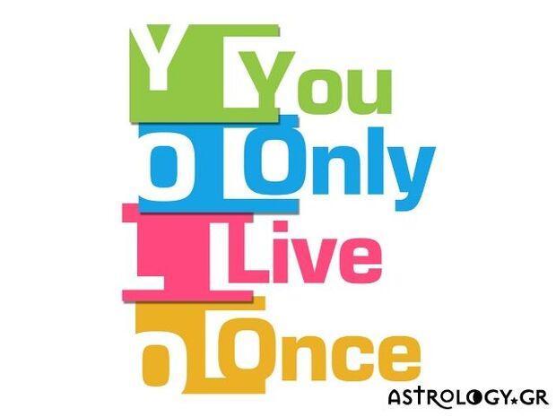 Ζώδια Σήμερα 14/03: Μια ζωή την έχουμε...