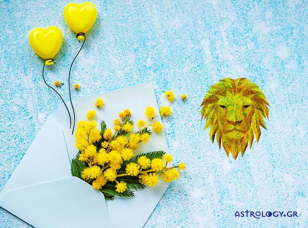 Λέοντα, τι δείχνουν τα άστρα για τα αισθηματικά σου την εβδομάδα 16/03 έως 22/03