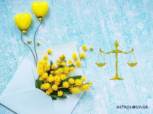 Ζυγέ, τι δείχνουν τα άστρα για τα αισθηματικά σου την εβδομάδα 16/03 έως 22/03