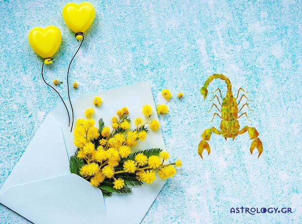 Σκορπιέ, τι δείχνουν τα άστρα για τα αισθηματικά σου την εβδομάδα 16/03 έως 22/03