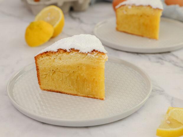Ιταλικό κέικ (Torta paradisο) του Γιώργου Τσούλη