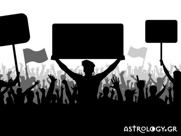 Ζώδια σήμερα 30/03: Άρης στον Υδροχόο – Η επανάσταση φέρει τη σφραγίδα του!
