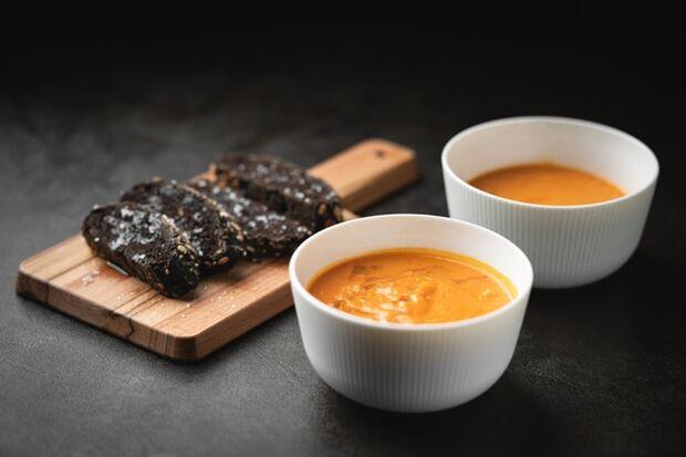 Σούπα λαχανικών από τον Γιώργο Τσούλη