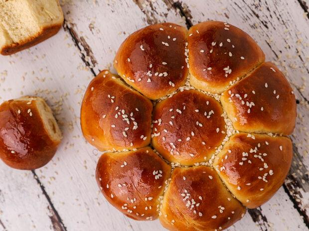 Ψωμί μαργαρίτα από τον Γιώργο Τσούλη