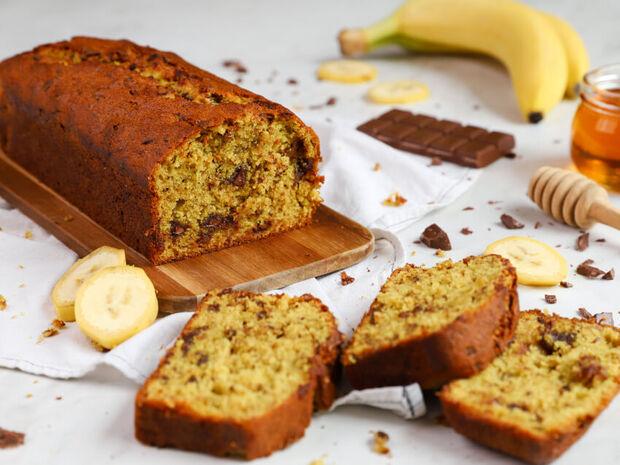Banana bread από τον Γιώργο Τσούλη