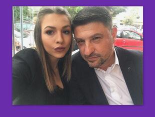 Νίκος Χαρδαλιάς: Η κόρη του είναι φοιτήτρια Νομικής, είναι κούκλα και αγαπά τη μόδα (Photos)