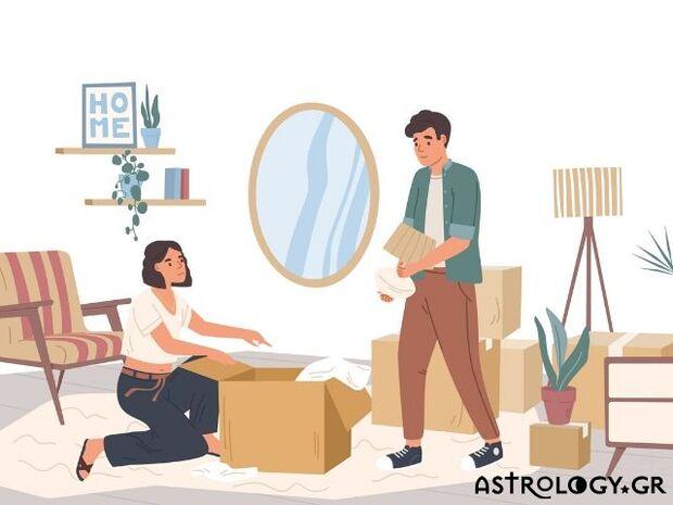 #Μένουμε_Σπίτι: Ιδέες για να αλλάξεις το καθιστικό σου, ανάλογα με το ζώδιό σου!