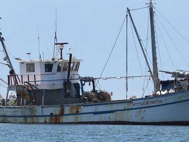 Θεσσαλονίκη: Ο ψαράς έκανε γκάφα - Δείτε τι σήκωσε στα δίχτυα του και «πάγωσε»