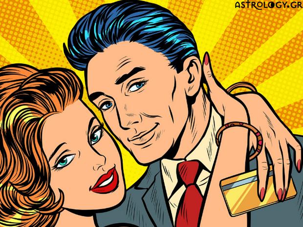 Ποια είναι τα ζώδια που υπολογίζουν τα χρήματα σε μία σχέση;