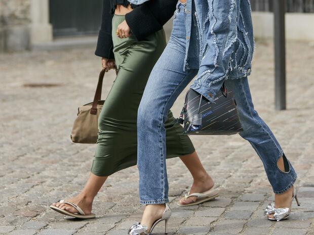 Έξι στυλ jean που θα φοράμε όλες το 2020