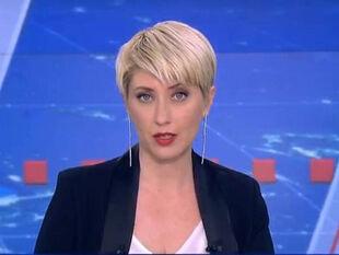 Σία Κοσιώνη: Κι όμως έκανε την ίδια εμφάνιση στο δελτίο ειδήσεων του ΣΚΑΙ ένα χρόνο πριν! (Photos)