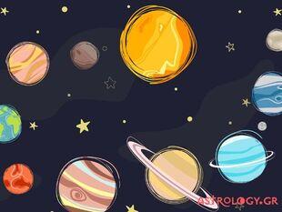 Σε επηρεάζουν οι πλανήτες από 03/06 έως και 09/06;