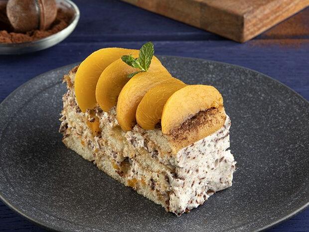 Άκης Πετρετζίκης: Γλυκό ψυγείου με σαβαγιάρ και σοκολάτα