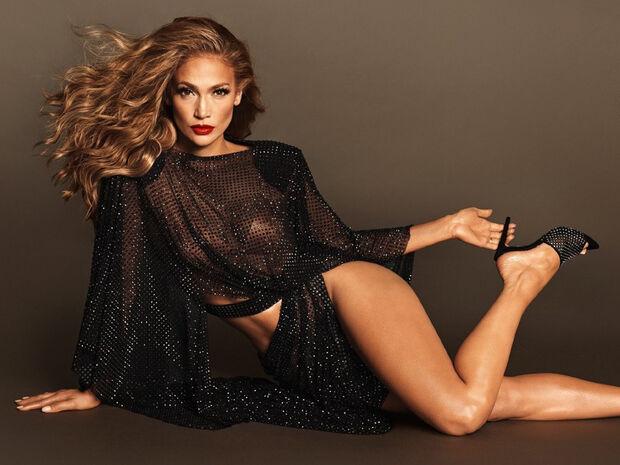 Η απομυθοποίηση της Jennifer Lopez: Η φωτό που δείχνει το πραγματικό της σώμα