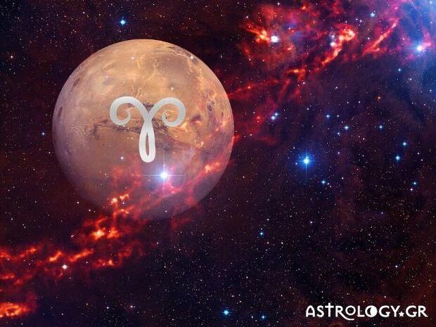 Οι «φωτιές» που θα ανάψει στην Ελλάδα ο Άρης στον Κριό