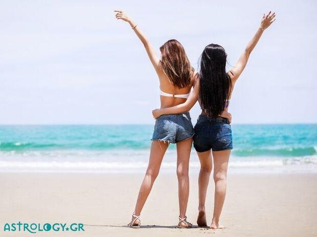 Θα πήγαινες διακοπές χωρίς το ταίρι σου; Πώς θα τα περνούσες