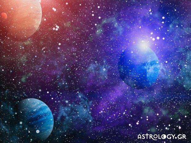 Σε επηρεάζουν οι πλανήτες από 08/7 έως και 14/7;