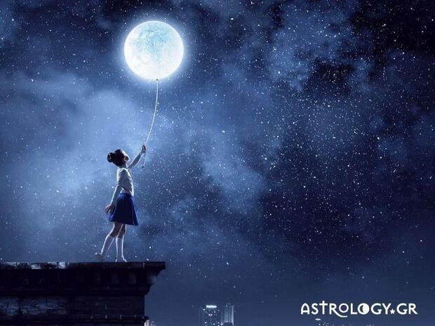 Πώς επηρεάζει η Σελήνη τον κάθε τομέα της ζωής σου