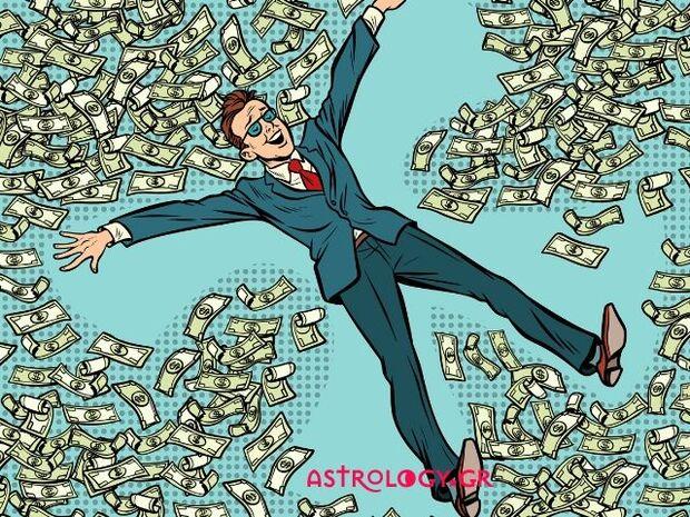 Τα 6 ζώδια που ελκύουν το χρήμα σαν μαγνήτης