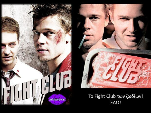 Το Fight Club των ζωδίων!