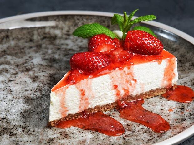 Άκης Πετρετζίκης: Γρήγορο cheesecake