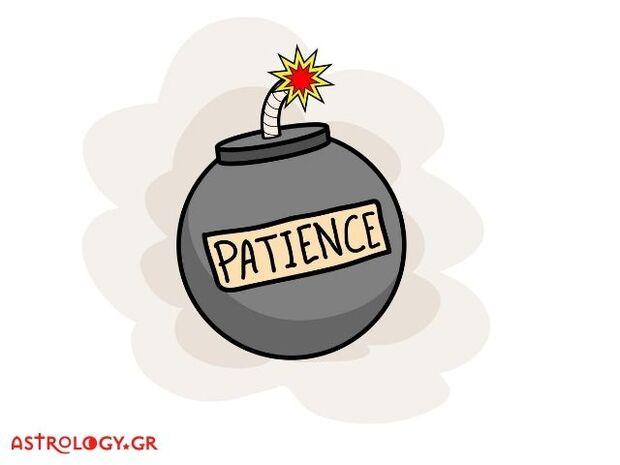 Ζώδια σήμερα 24/08: Έχει κι η υπομονή τα όριά της