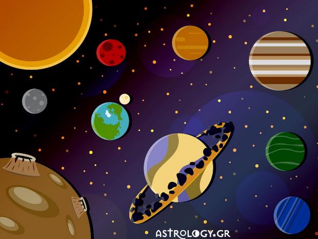 Σε επηρεάζουν οι πλανήτες από 02/09 έως και 08/09;