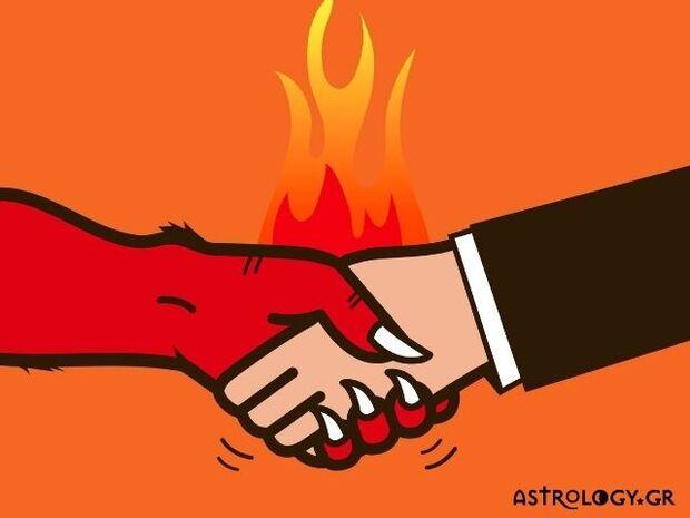 Ψήφισε και πες μας: Ποιο ζώδιο θα έκανε εύκολα «συμφωνία με το διάολο»;