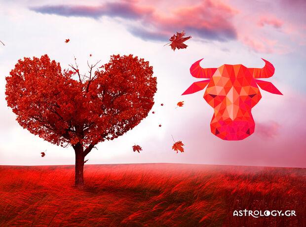 Ταύρε, τι δείχνουν τα άστρα για τα αισθηματικά σου την εβδομάδα 21/09 έως 27/09