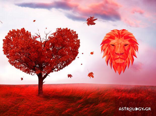 Λέοντα, τι δείχνουν τα άστρα για τα αισθηματικά σου την εβδομάδα 21/09 έως 27/09
