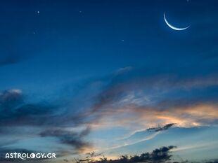 Νέα Σελήνη στην Παρθένο: Μεταξύ ουρανού και γης