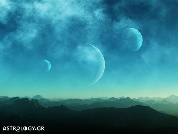 Σε επηρεάζουν οι πλανήτες από 23/09 έως και 29/09;