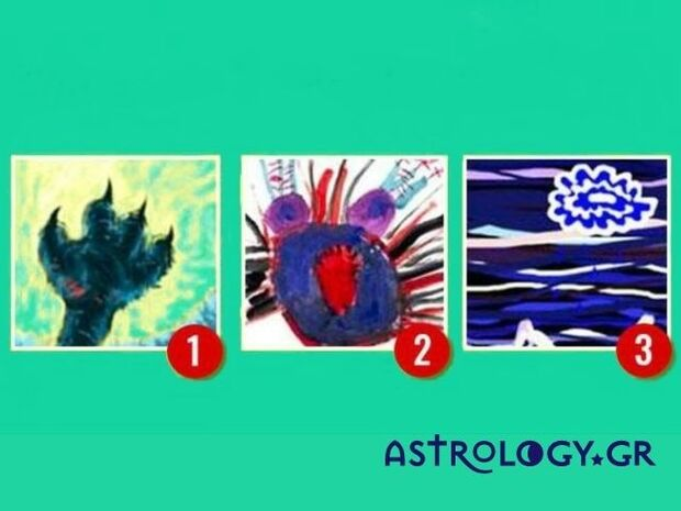 Ποια εικόνα από τις 3 σε φοβίζει περισσότερο και τι αποκαλύπτει για σένα;