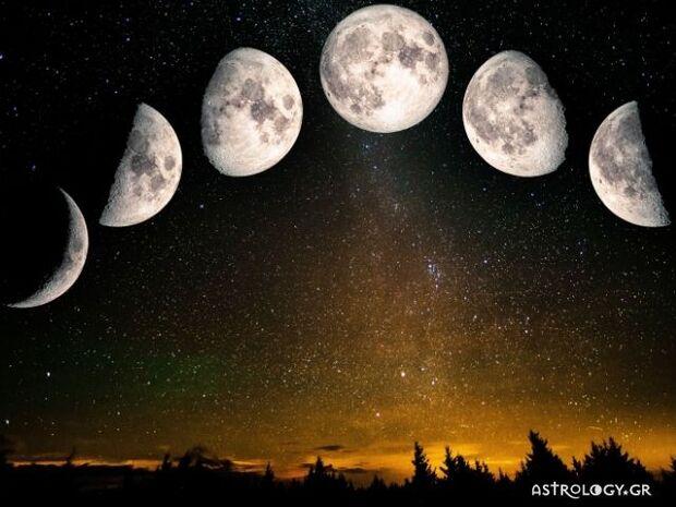 Είχε Πανσέληνο ή Νέα Σελήνη όταν γεννήθηκες; Μάθε πώς σε επηρεάζει!