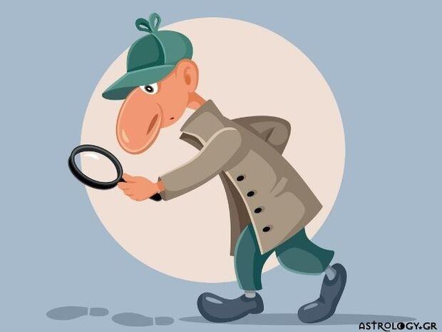 Ψήφισε και πες μας: Ποιο ζώδιο είναι πραγματικός... ντετέκτιβ;