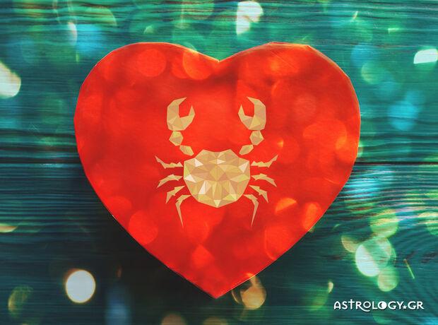 Καρκίνε, τι δείχνουν τα άστρα για τα αισθηματικά σου την εβδομάδα 02/11 έως 08/11